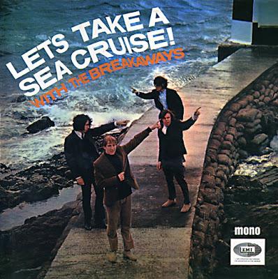 Bari & The Breakaways - Let's Take A Sea Cruise!  (1966)