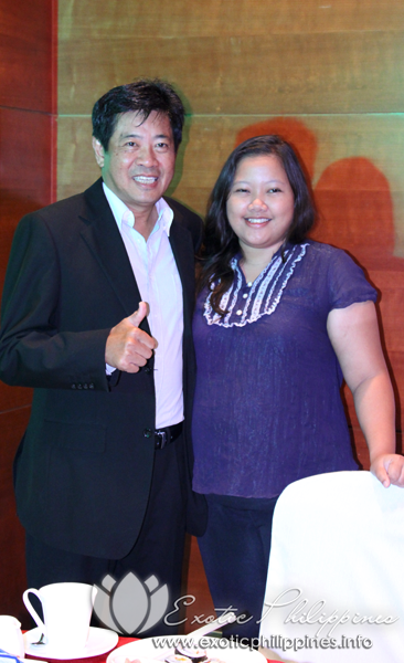 Canon Marketing Philippines new President and CEO Mr Lim Kok Hin