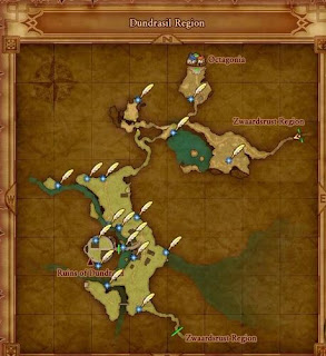 Weather Cow Location, Dragon Quest 11, Dundrasil region
