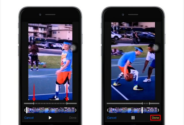 Cara jitu membuat video slow motion di iPhone 4