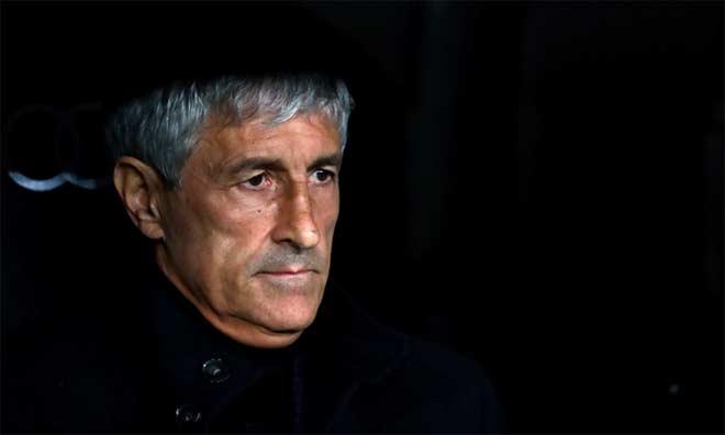 "Barca sa thải HLV Setien sau thảm bại 2-8: ""Ông trùm"" gặp Pochettino"