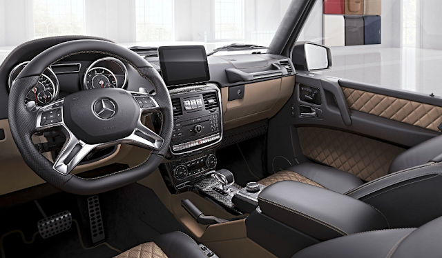 Mercedes-Benz Launches G-Class Designo Manufaktur Edition And Exclusive Edition
