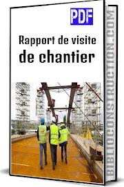 Rapport de visite de chantier pdf