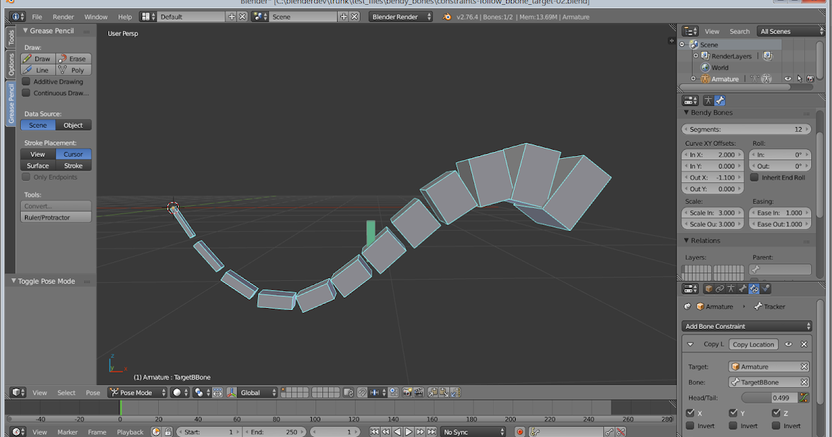 Are Blender character animation tools getting outdated? - Blender