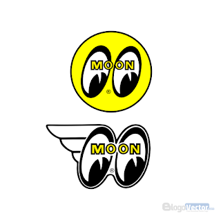 Mooneyes Logo vector (.cdr)