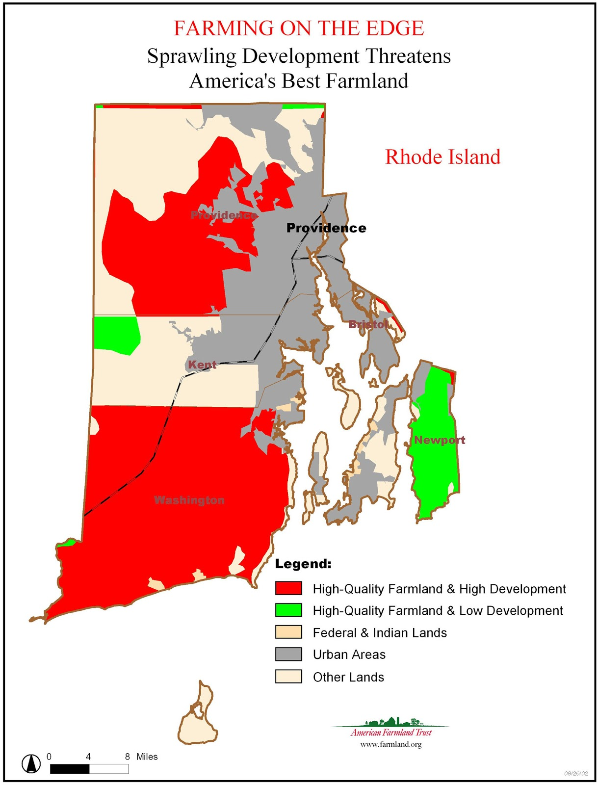 Rhode Island Agricultural Extension Service