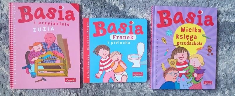 """""""Basia..."""" Zofii Staneckiej - pomysł na poprawę humoru!"""