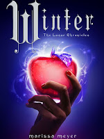 Winter by Marissa Meyer book cover and review