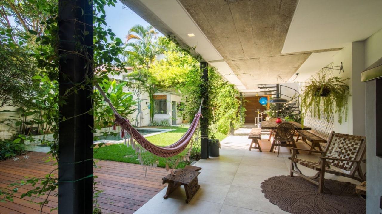 diseño de patios de casas pequeñas