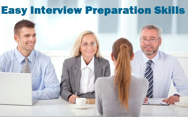 8-easy-job-interview-preparation-skills