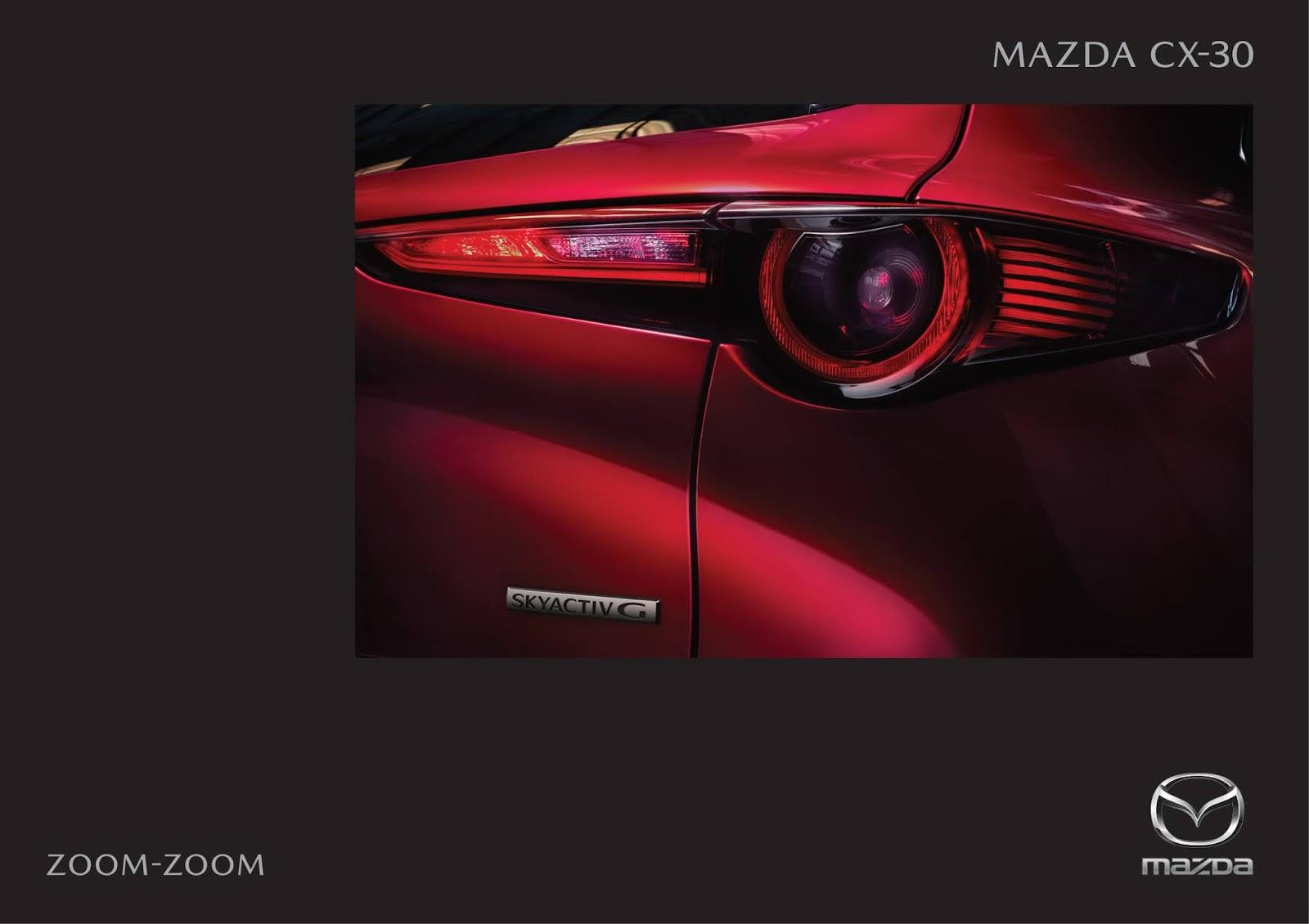All New Mazda CX30, Harga Promo Mazda CX30 Bali