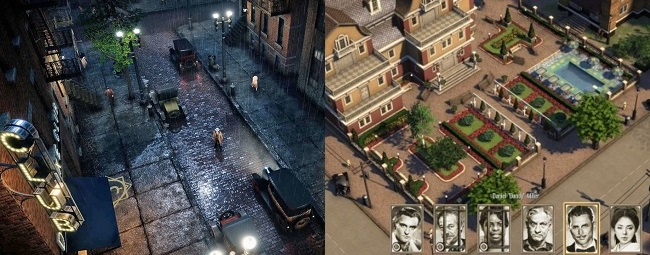 Comparison of Empire of Sin vs Omerta City of Gangsters