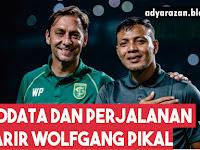 Biodata, Perjalanan Karier Wolfgang Pikal, Pelatih Persebaya