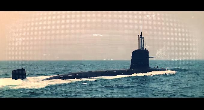 INS Karanj the third submarine