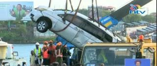 likoni ferry accident car