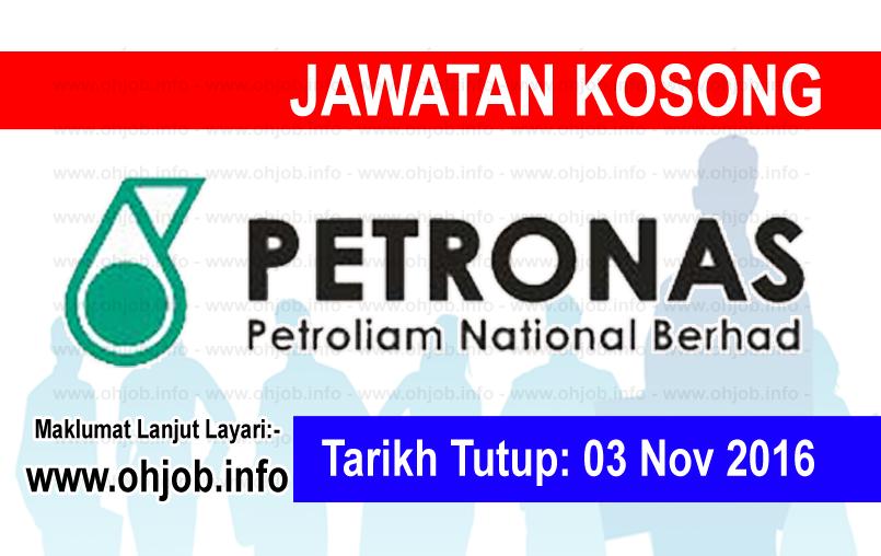 Jawatan Kerja Kosong PETRONAS ICT Sdn Bhd logo www.ohjob.info november 2016