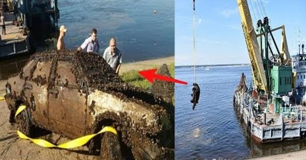 Sebuah Kereta Di Temui Di Laut..Polis Yang Menyiasat Tiba Tiba Berteriak OMG!! TERKEJUT HABIS POLIS TU SEMUA MELIHAT APA YANG ADA DALAM KERETA TU!!