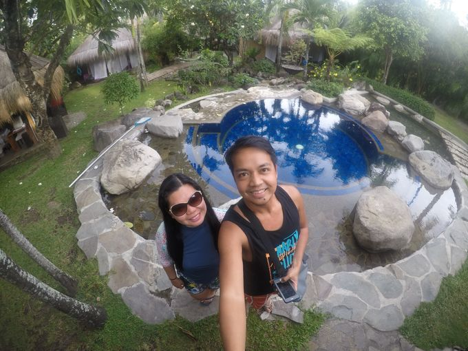 Mini pool at Atmosphere Resorts & Spa