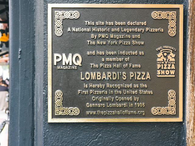 ロンバルディーズ(Lombardi's)