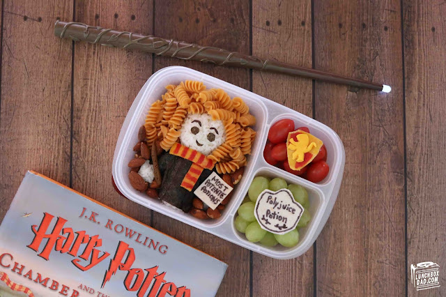 How to make a Harry Potter Hermione Granger school lunch!