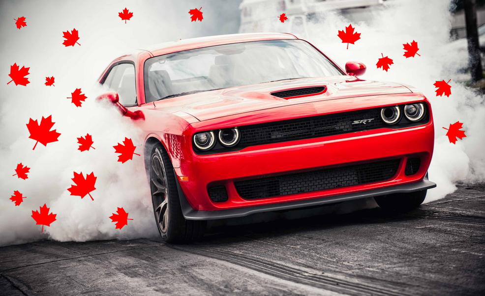 Thinkware Dash Cam: Oh Canada: 10 Cars You Didn\'t Know Were Actually ...