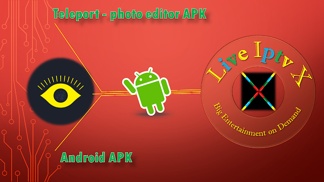 Teleport - photo editor APK