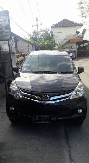 Toyota Avanza G tahun 2013 bekas