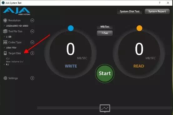 Cara menguji kecepatan kartu SD di Windows 10-1