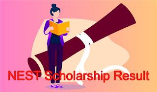 NEST Scholarship Result