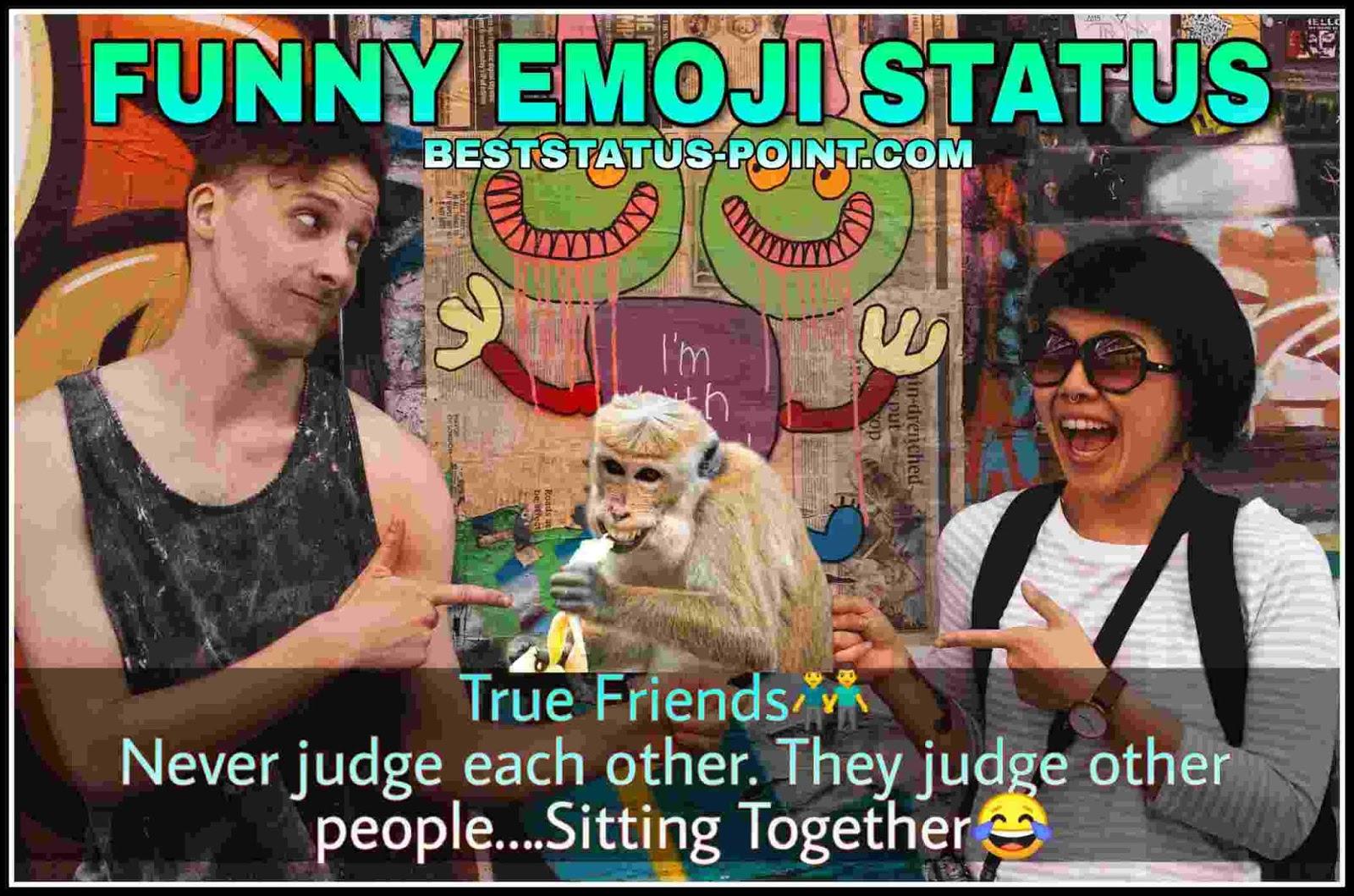Funny_Whatsapp_Status_with_Emoji