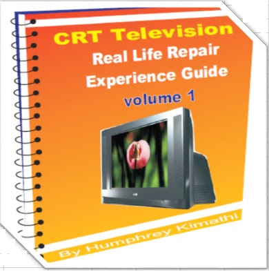crt tv repair tips