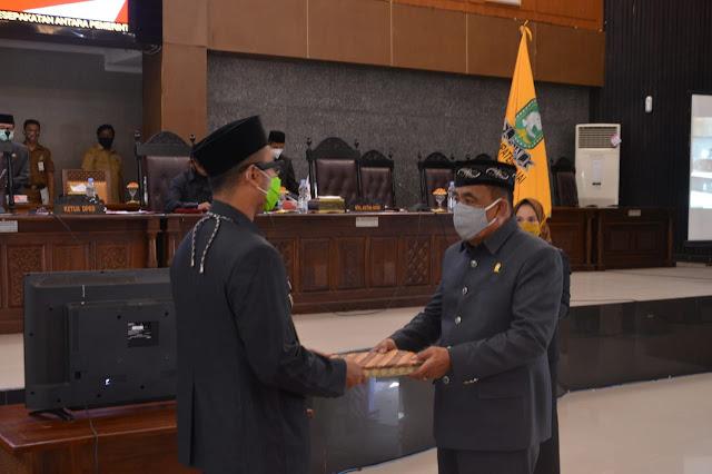 DPRD Sinjai Setujui 9 Ranperda Untuk Disahkan Jadi Perda
