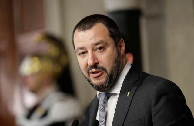 Σαλβίνι: Οι ευρωεκλογές θα ταρακουνήσουν την Ευρώπη