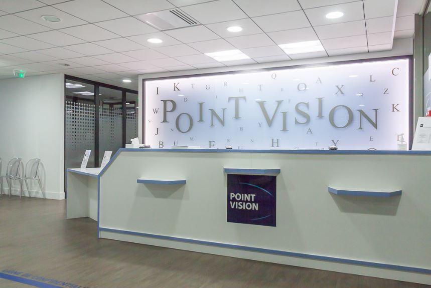 Point vision Lyon