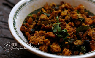 Chicken Egg Varuval | Muttai Kozhikari Varuval | Chicken And Eggs Stir Fry Indian Style | Chicken Kothukari Egg Stir Fry