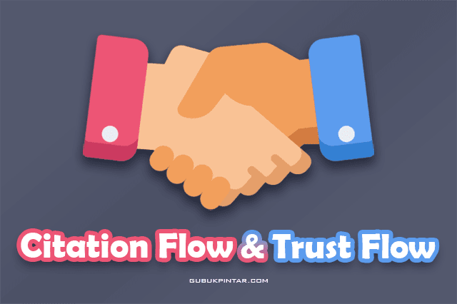 citation flow dan trust flow