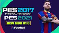 PES 2017 Next Season Patch 2021 [Update v1.0] Download
