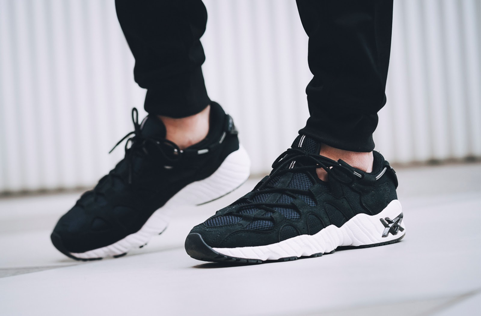 ASICS TIGER GEL MAI AM FUß