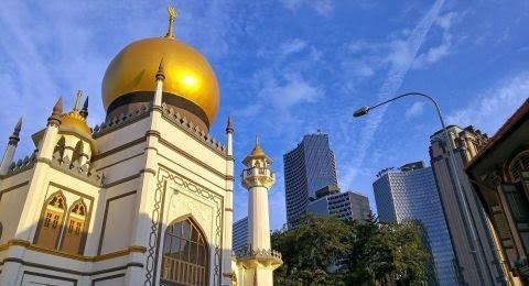 Sejarah Singkat Perkembangan Islam Di Singapura