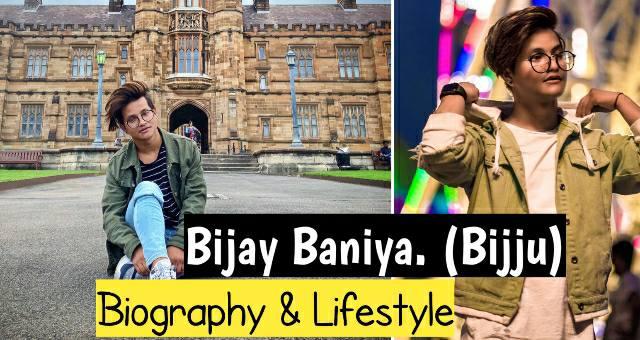 Bijay Baniya (Tiktok Star) - Bijju Biography Lifestyle Income Girlfriends