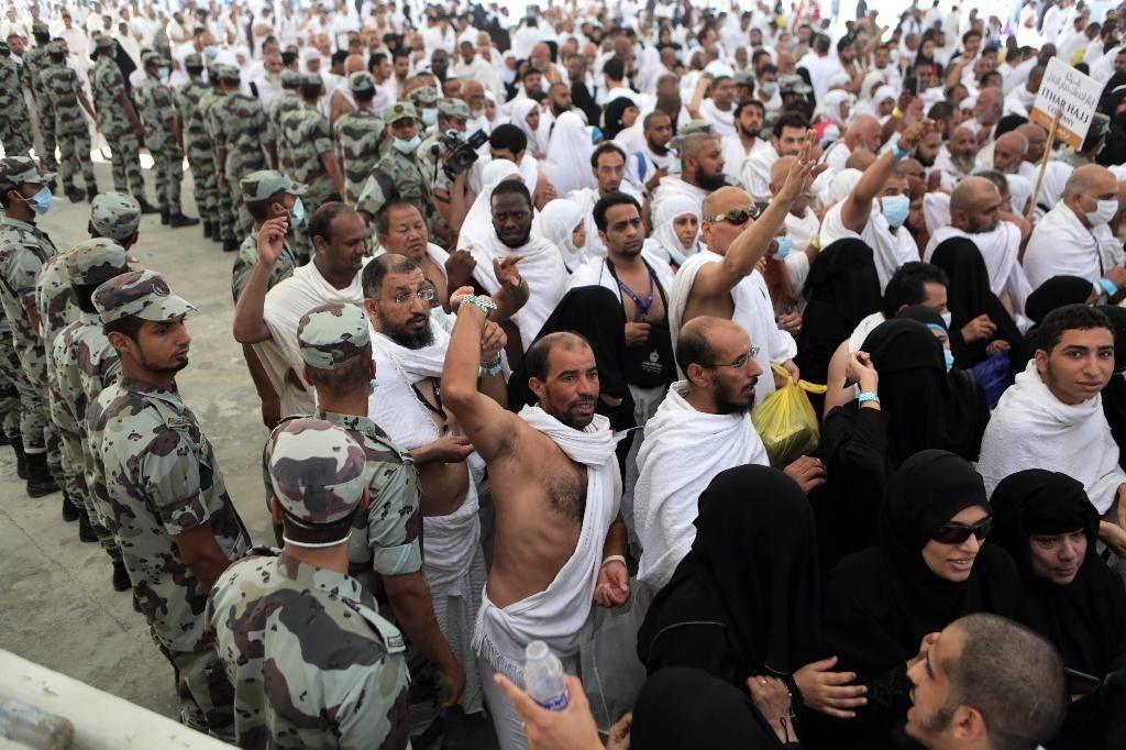 Iran Menari-Menari di Atas Korban Tragedi Mina