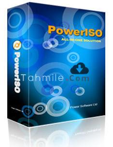 برنامج باور ايزو Power Iso Download