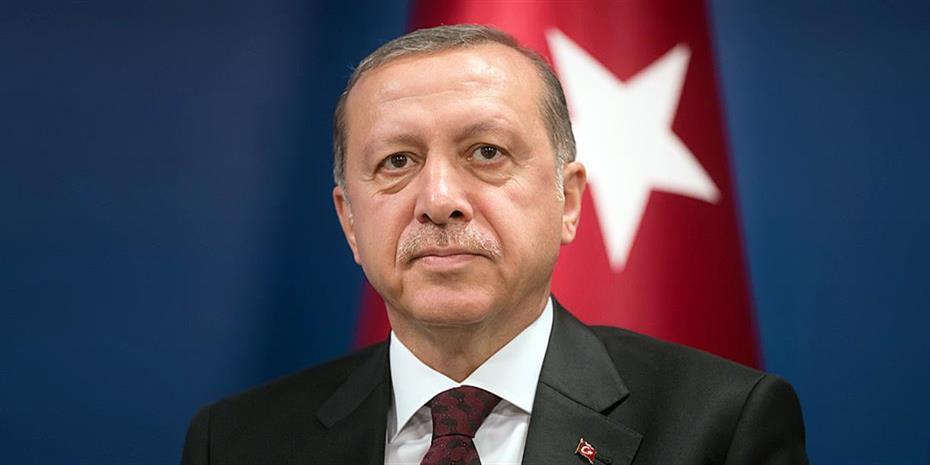 Προκλητική εμφάνιση Ερντογάν σήμερα στα Κατεχόμενα