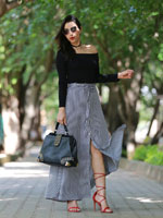 http://www.stylishbynature.com/2016/05/how-to-look-slimmimg-in-long-skirts.html