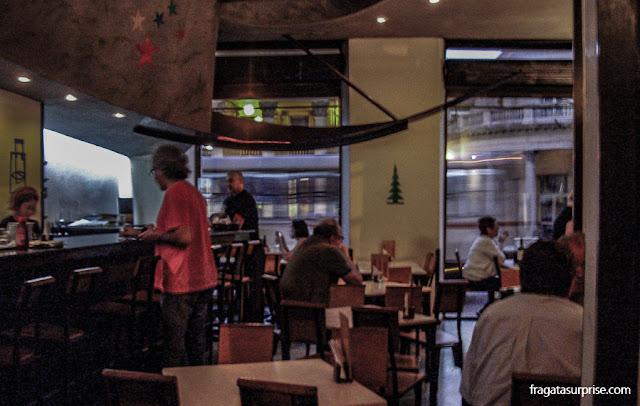 Café Bacacay, Montevidéu