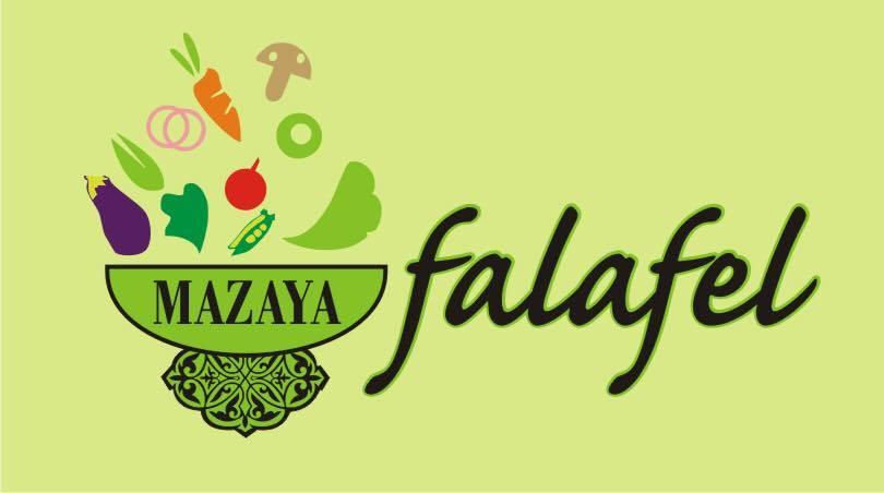 Kraków Na Talerzu Mazaya Falafel