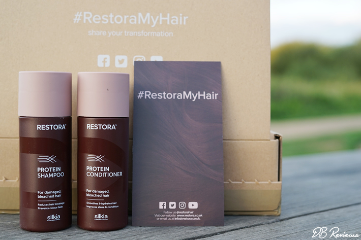 Restora Protein Treatment for Heat-Damaged Dry Hair