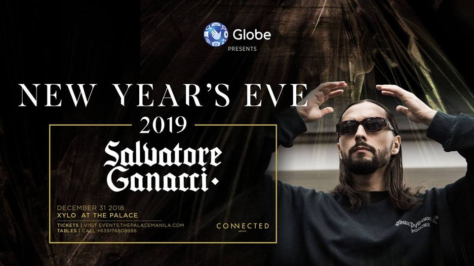 Xylo brings you Salvatore Ganacci, aSwedish DJ