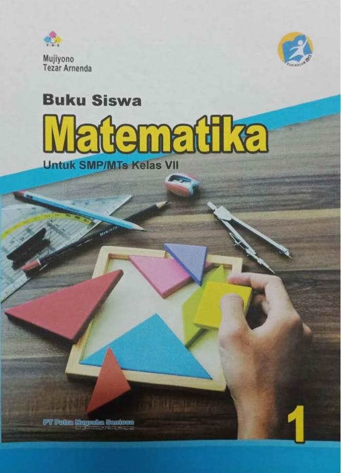 Buku Siswa Matematika 1 Untuk SMP/MTs Kelas VII Kurikulum 2013