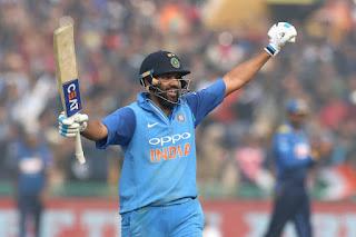 Rohit Sharma 208 - India vs Sri Lanka 2nd ODI 2017 Highlights